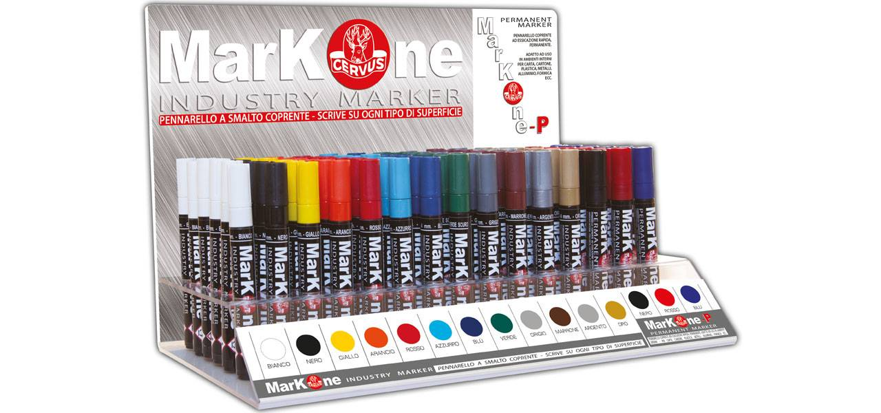 markone the new line of industry paint marker